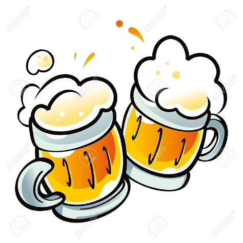 cartoon beer cheers pub clipart beer cheers pencil and in color pub clipart