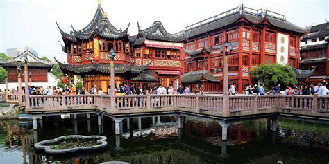 Shanghai Gardens by Stop 4 Shanghai China Retail Study Tour