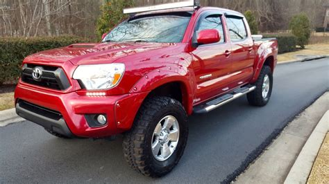 Toyota Trucks For Sale 2009 Toyota Tacoma Pre Runner Trd Sport Crew Cab