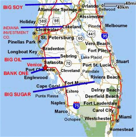sebring florida map how banks are failed in florida