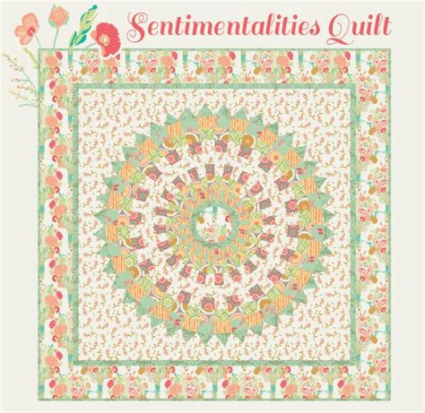 Bonnie Free Quilt Patterns free pattern sentimentalities quilt by bonnie christine