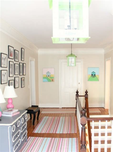 the 8 best benjamin paint colours for home staging selling upstairs hallway and woven rug