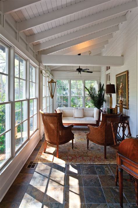 Best Sunroom Office Ideas On An Entry From For Forever Ago Porch Sunroom And Enclosed Porches