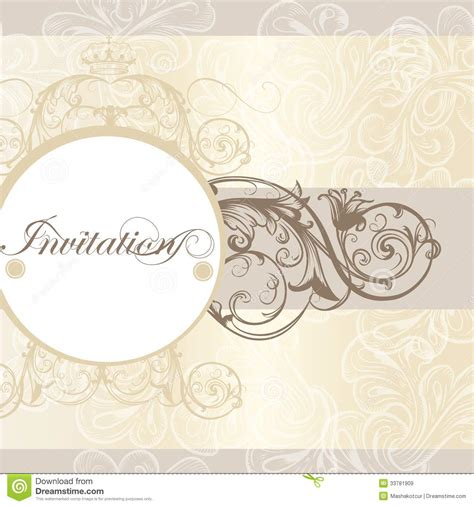 wedding card design vector wedding invitation card for design royalty free stock images image 33781909