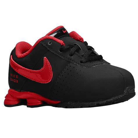 Shoes Nike Baby Black nike running shoes baby nike shox deliver black
