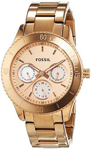 Fossil Stella Rosegold Authentic fossil es2859 reloj 243 gico de cuarzo para hombre con