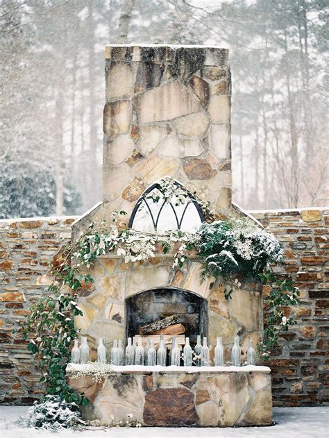Fireplace Wedding Altar by 17 Best Images About Fireplace Mantle Decor On