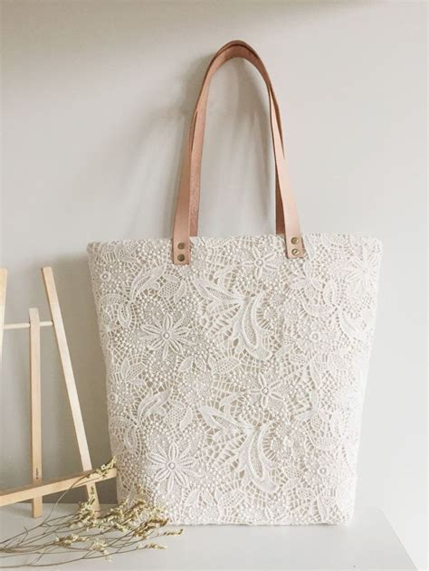 25 best ideas about lace bag on handmade bags
