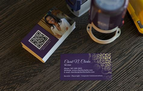 free author business card templates free author business card templates adazing