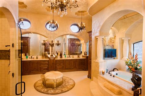 Tuscan Home Decorating Ideas by Luxury Bathrooms