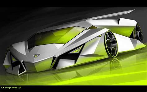 Monster Lamborghini, wallpaper lamborghini car   JohnyWheels