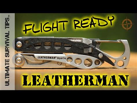 tsa compliant pocket knife gerber dime vs leatherman ps4 v log thursday doovi