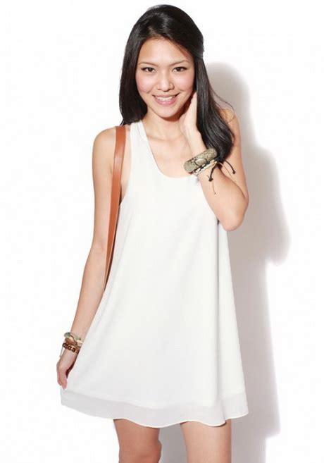 Bonito White Dress white tank dress