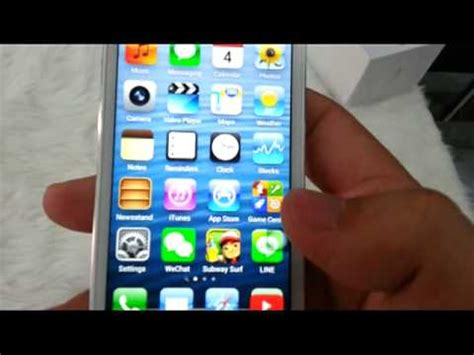 Hp Replika Iphone 5s iphone 5 replika penakan sistem