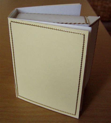 book card template opening book box template sleeve
