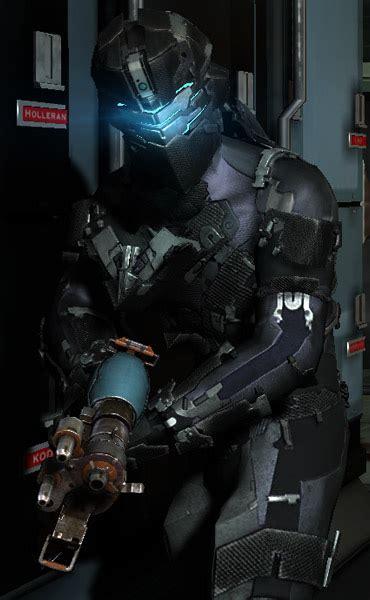 elite advanced suit dead space wiki fandom powered  wikia