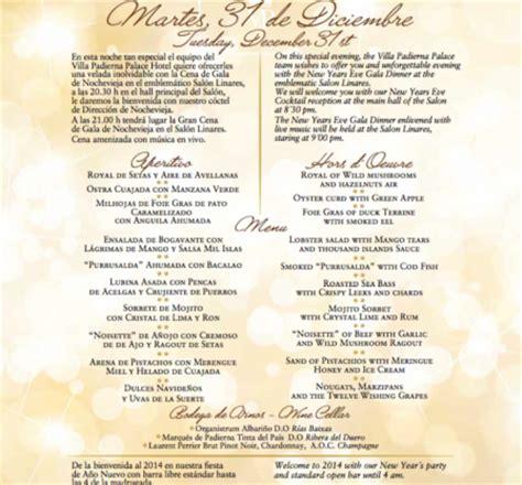 new year buffet menu villa padierna palace hotel events photos