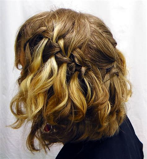 hairstyles curls and braids beautiful braids and curls combine hairstyles