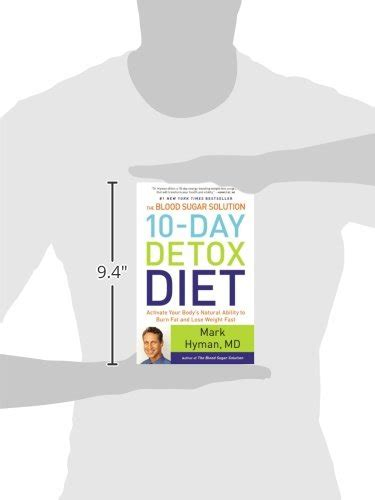 10 Day Vegan Detox Diet by The Blood Sugar Solution 10 Day Detox Diet Activate Your