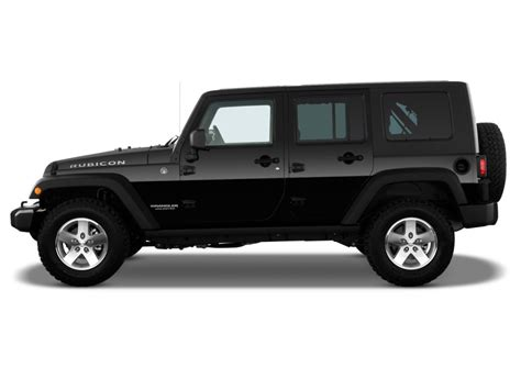 image 2008 jeep wrangler 4wd 4 door unlimited rubicon side exterior view size 1024 x 768