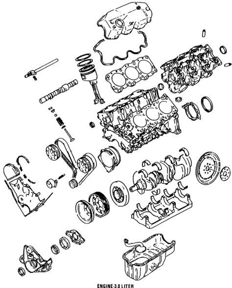 3800 series 2 engine diagram 3800 series ii exploded engine diagram 3800procom forum