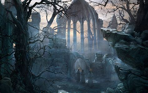 ruin hd wallpapers backgrounds wallpaper abyss