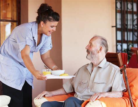 care worker with elderly next step marketing