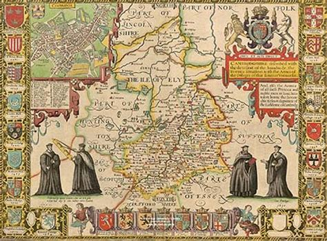 britains tudor maps county 1849943842 in pictures first map of great britain put online by cambridge university library culture24