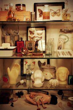 Cabinet De Curiosité Obscura by 1000 Ideas About Curio Cabinet Decor On