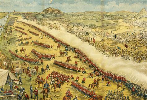 omdurman map battle of omdurman blood in the sand prisoners of eternity