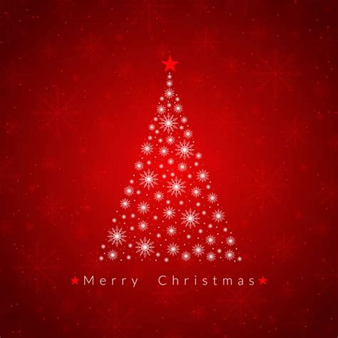 imagen de arbol de navidad fondo rojo de 225 rbol de navidad descargar vectores gratis