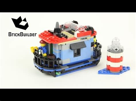 how to build a lego boat video lego creator 31051 boat lego speed build youtube