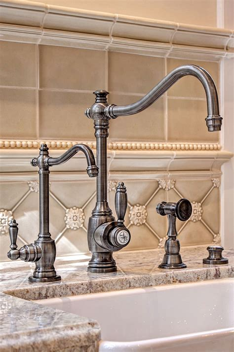 Made In Usa Kitchen Faucets Waterstone High End Luxury Kitchen Faucets Made In The Usa