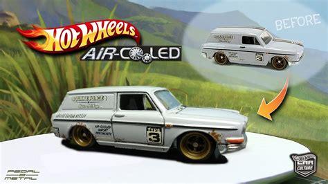 Hotwheels Error Custom 69 Volkswagen Squareback detailing wheels 69 vw squareback aircooled series diy