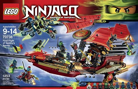 Bounty Minis Isi 7 Original monkeys can lepin ninjag 06020 flight of