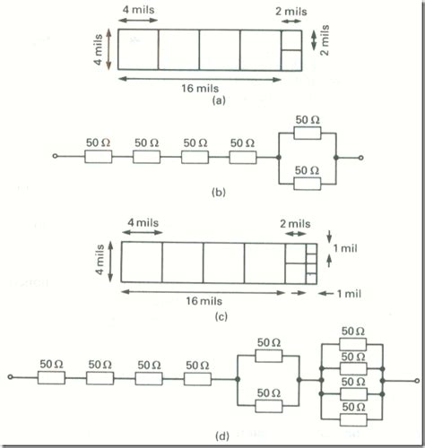 integrated circuit resistors integrated circuit use resistor 28 images impedance matching for a differential lifier with