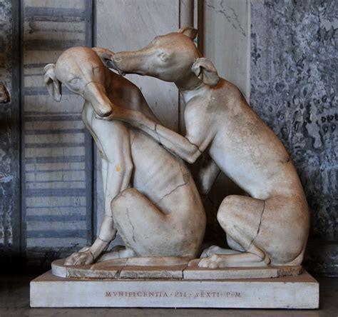 ancient dogs canes venatici
