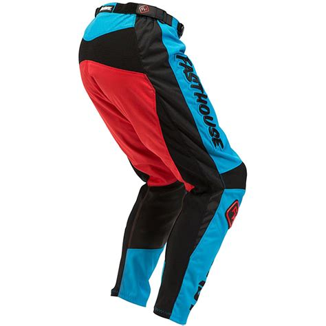 blue motocross gear new fasthouse mx gear grindhouse electric blue motocross