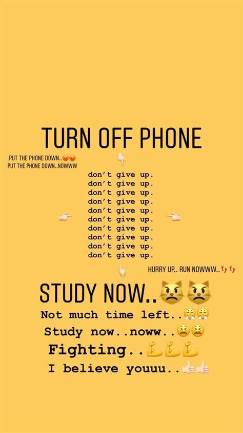 phone background study  follow