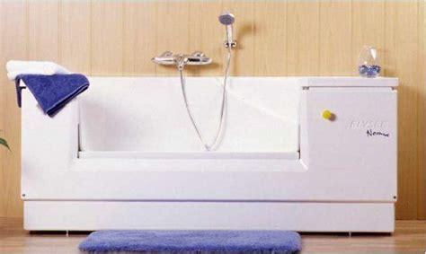 baignoire acces facile pour personnes mobilit rduite nomia