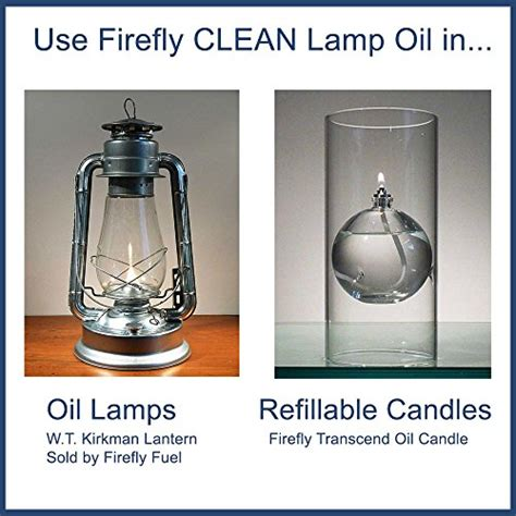 ultra pure paraffin l oil firefly candle and l oil 32 oz smokeless odorless