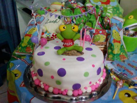 imagenes de uñas infantiles decoradas torta sapo pepe tortas decoradas y mesa dulce