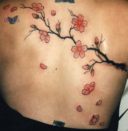 cherry blossom tattoo for men best tattoos for cherry blossom