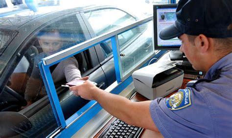Background Check For Passport European Union May Restore Border Passport Checks Between Countries Schengen World
