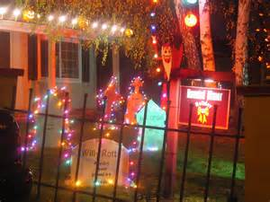 Home Depot Can Lights Realistic Halloween Yard Decorations That Will Scare Your