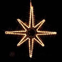 sternen le leuchtender led signe f 252 r innen und au 223 en 1522448