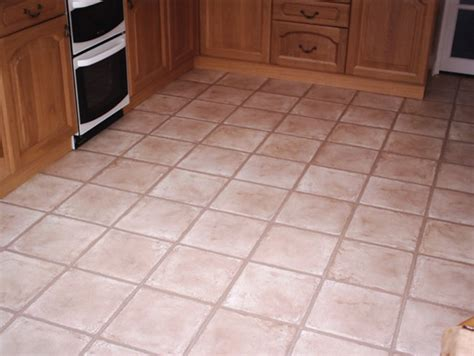 tile effect laminate flooring for a kitchen
