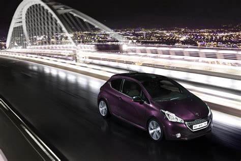 peugeot paris peugeot 208 xy revealed ahead of paris autoevolution