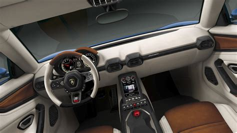 Lamborghini Urus Interior 2018 Lamborghini Urus Interior High Resolution Picture