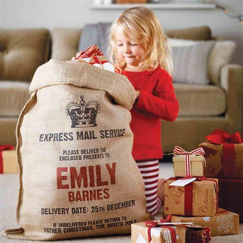 personalised christmas sack decoholic